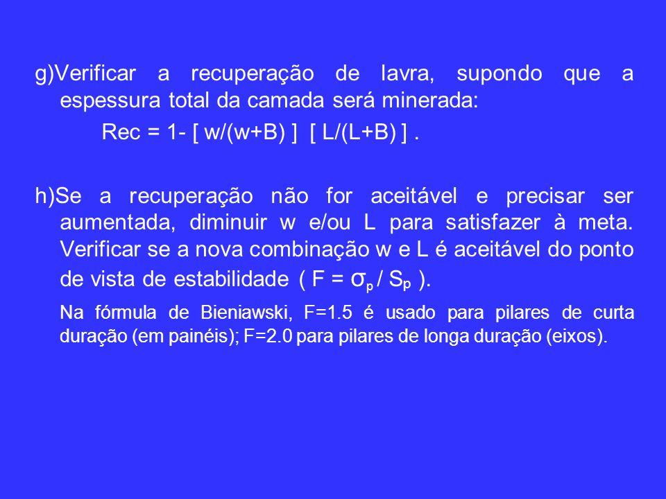 Rec = 1- [ w/(w+B) ] [ L/(L+B) ] .
